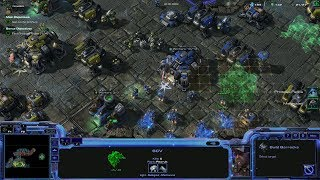 StarCraft 2 Co-op Campaign: Wings of Liberty Mission 4 - Smash and Grab