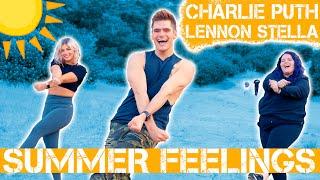 Summer Feelings - Lennon Stella feat. Charlie Puth   Caleb Marshall   Dance Workout