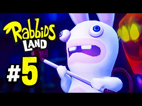 Rabbids Land - Rabbidbusters - Episode 5 - KoopaKungFu - Smashpipe Games