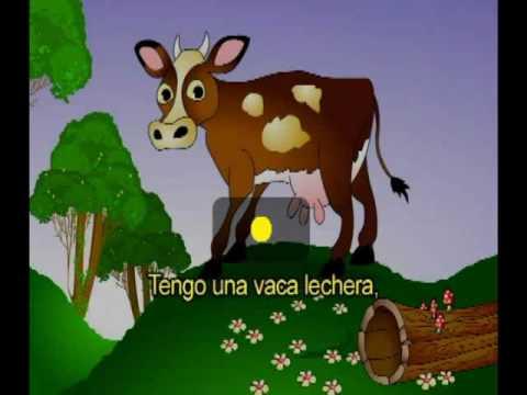 La vaca lechera karaoke