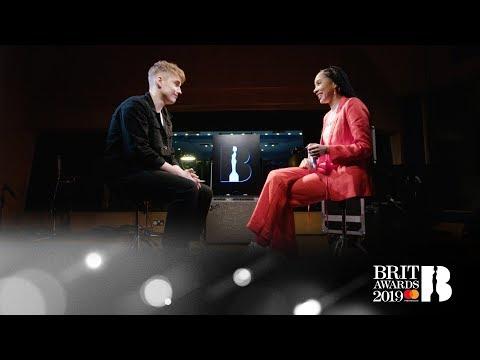 Sam Fender chats to Yasmin Evans at Abbey Road | BRITs 2019 Critics' Choice