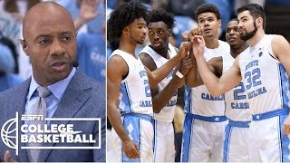 'North Carolina is the biggest sleeper' for 2019 NCAA tournament - Jay Williams | College GameDay