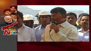 Jagan awaits TDP-BJP Split to hug BJP: Chandrababu..