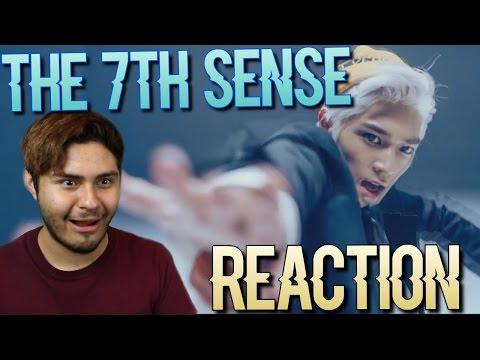 NCT U 일곱 번째 감각 (The 7th Sense) MV (REACTION)