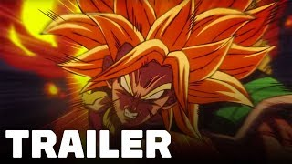 Dragon Ball Super: Broly Trailer #4 (English Dub)