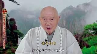 Hòa Thượng Tịnh  Không, không đến Việt Nam được.Ngài thu hình để gửi tới toàn thể Quý Phật Tử ở Việt