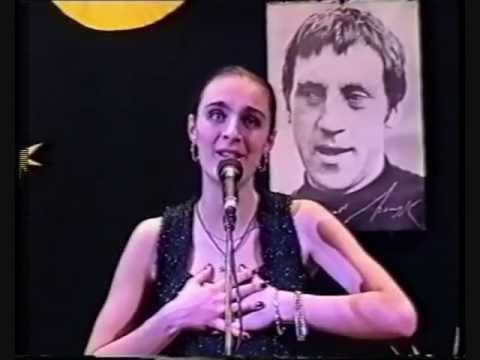 Елена Ваенга - Цыган  (Elena Vaenga - Gypsy) 90's