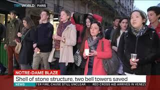 France vows to rebuild Notre-Dame