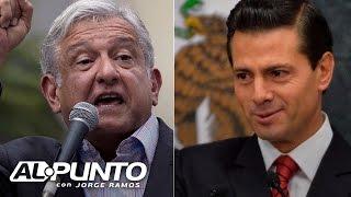 Si López Obrador llega a la presidencia, ¿investigaría a Peña Nieto por la 'Casa Blanca' de México?
