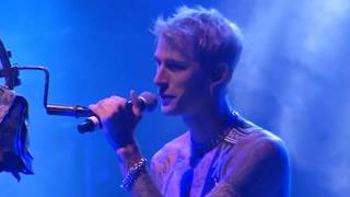 Machine Gun Kelly brings his daughter Casie on stage & performs 27 live | Est fest 2017 |Butler Ohio
