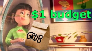 NEW Grubhub commercial, but it's low budget
