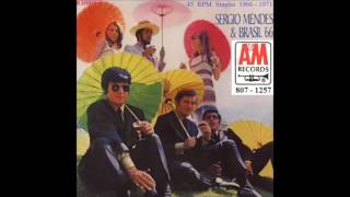 Sergio Mendes & Brasil '66 - A&M 45 RPM Records Singles - 1966 - 1971