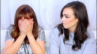 ADMITTING ALL MY DIRTY SECRETS TO MY MOM!