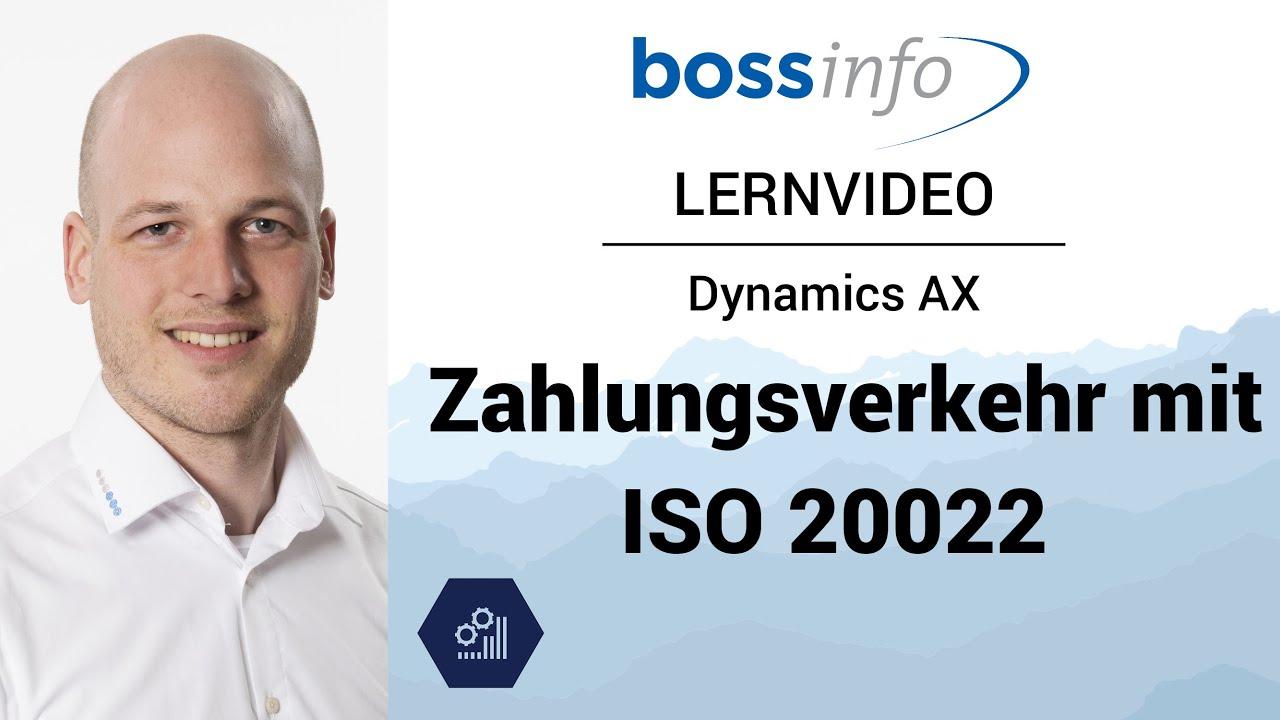 Microsoft Dynamics AX 2009 und AX 2012 – Zahlungsverkehr mit ISO-20022