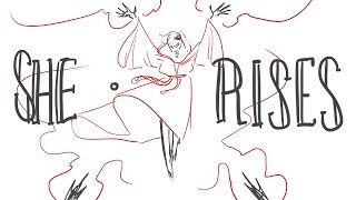The Adventure Zone Animatic - Episode 67: SHE RISES