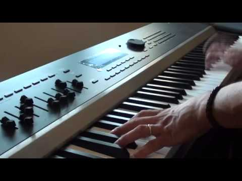 Baixar The Wanted - Show Me Love (America)  Piano Cover Version on Kurzweil Artis