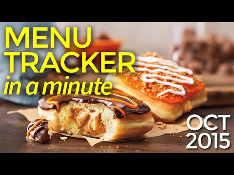 Menu Tracker in a Minute | October 2015 | Nation's Restaurant News