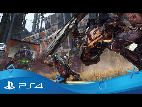 The Surge | Spilltrailer | PS4