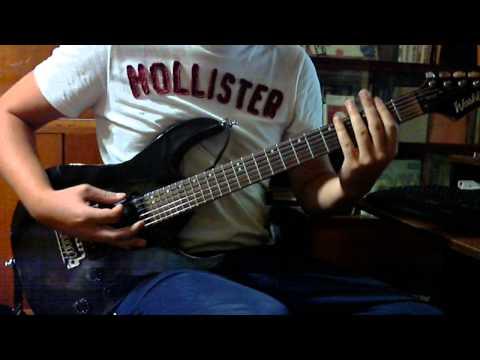 Stigmata - Танцуй (guitar cover)