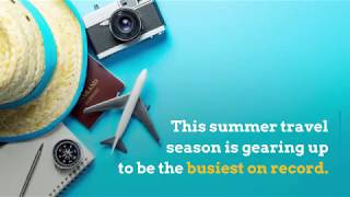 Summer Swell: How to Deal with Airports During Peak Travel Season   Airfarewatchdog