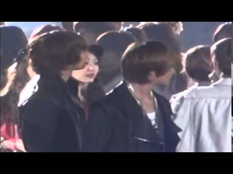 MinSul ~ Minho and Sulli moments part 1