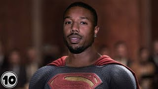 Michael B. Jordan To Replace Henry Cavill As Superman