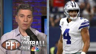 Dallas Cowboys failing to replicate 'Patriot Way' | Pro Football Talk | NBC Sports