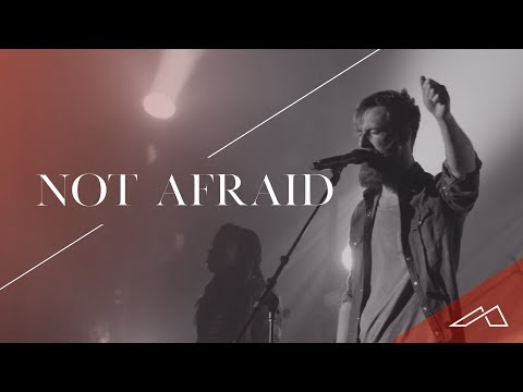 Red Rocks Worship - Not Afraid (Live)