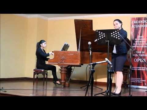 Berceuse - Alejandra Pesantez