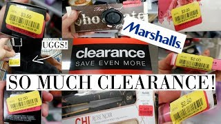 MARSHALLS HUGE CLEARANCE EVENT - INSANE DEALS!   SHOP WITH ME   Makinze Lee