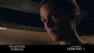 Phantom Thread | Adored 30 | In Cinemas February 1