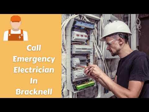 Electrician in Bracknell