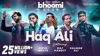 Haq Ali – Salim Merchant – Salman Ali – Vipul Mehta – Raj Pandit (SUFISCORE) Video HD