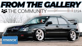 A Static WRX STI!? | From The Gallery EP.24 | The Community