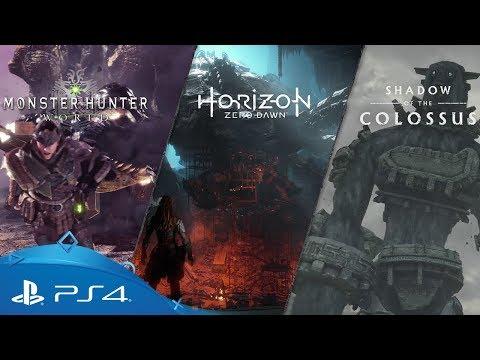 Monsters of PlayStation | Cele mai tari fiare din gaming | PS4