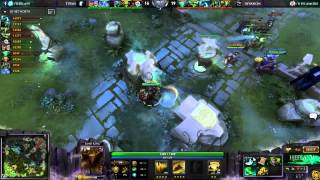 Game 2 - Invasion (old) vs Fnatic - joinDOTA League Asian Division Season 2 (Placing Stage)