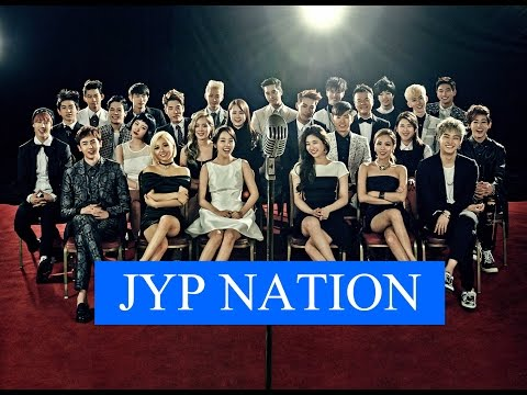 JYP Nation 2015 (2PM Miss A Woder Girls Got7 Twice Day6 15&)