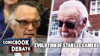 All Stan Lee Cameos in Marvel Movies in 10 Minutes (2018)
