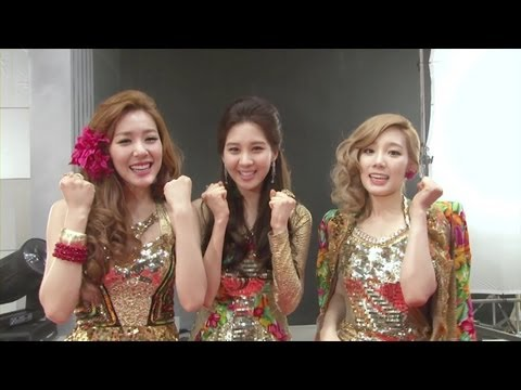 GIRLS' GENERATION-TTS 소녀시대-태티서 'TWINKLE' MV Making Film