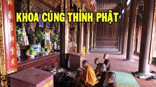 Khoa cúng thỉnh Phật