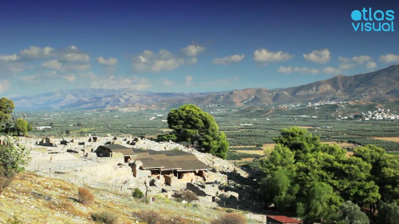 Phaistos Crete