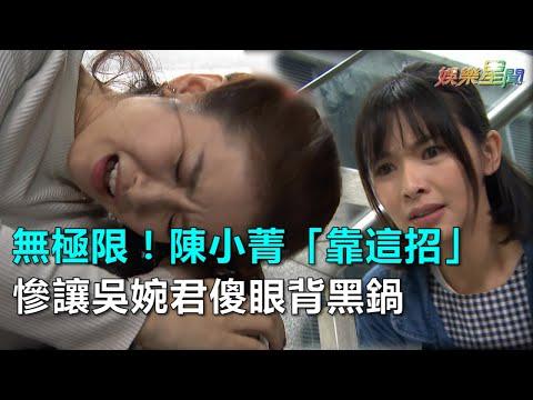 炮仔聲/無極限!陳小菁「靠這招」 慘讓吳婉君傻眼背黑鍋|三立新聞網SETN.com