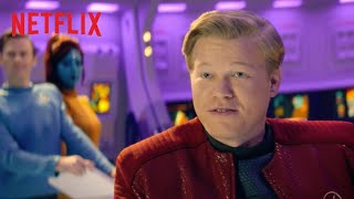 Black Mirror - U.S.S. Callister | Trailer ufficiale [HD] | Netflix DUB