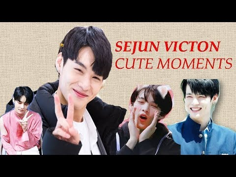VICTON SEJUN cute/funny moments
