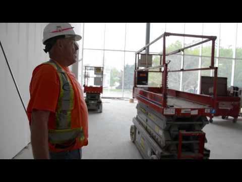 McMaster Health Sciences Walk Through