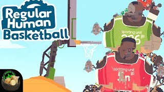 Couch Potatoes Week - Regular Human Basketball | Let's Play
