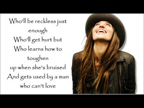 Sara Bareilles  - She used to be mine lyrics