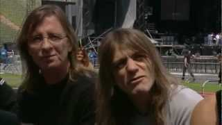 Malcolm Young - AC/DC - BEST MOMENTS HD