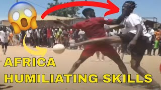 Insane skills of african football superstar #1 | Top street football