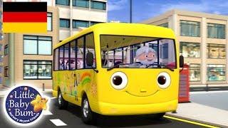 Die Räder vom Bus - Teil 11 | Kinderlieder | Little Baby Bum Deutsch | Kinderreime Für Kinder